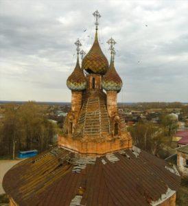 Храм_г.Ярославль